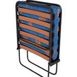 Раскладушка МХМ - Кровать-раскладушка МХМ со спальным местом - 190х80. Раскладушка оснащена ламелиями и стёганым матрасом.