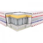Матрас 3D Империал Memory - Двусторонний матрас Neolux 3D Империал Memory на основе независимого пружинного блока