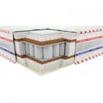 Матрас 3D Империал латекс-кокос - Матрас Neolux 3D Империал латекс-кокос на основе независимого пружинного блока с кокосовой койрой и натуральным латексом. Матрас обеспечивает максимально комфортные условия для сна.