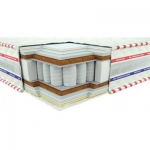 Матрас 3D Кинг зима-лето - Матрас Neolux 3D Кинг зима-лето на основе пружинного блока