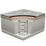 Матрас Bioterm (Биотерм) - Матрас Bioterm / Биотерм односторонний матрас с системой подогрева и пультом. Основа матраса состоит из цельнолитого блока пенополиуретана со встроенными пружинами и системой подогрева.
