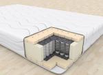 Матрас SOFT (СОФТ) - Ортопедический матрас SOFT(СОФТ)производителя BRAVO, изготовлен на основе блока независимых пружин Pocket Spring и натурального латекса. Матрас с эффектом зима/лето.