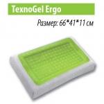Подушка Doctor Health TexnoGel Ergo - Подушка TexnoGel Ergo разработана для обеспечения превосходного эргономического контроля мышц спины, эргономически правильной поддержки головы и шеи, оптимальной поддержки позвоночника.