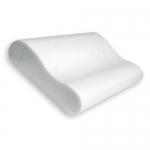 Подушка Viva Memo Balance - Ортопедическая подушки Viva Memo Balance изготовленная из материала Memory, подстраивается под контуры тела человека, поддерживает в правильном анатомическом положении голову, шею и позвоночник, создавая комфорт во время сна и отдыха.