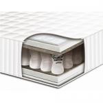 Матрас Виктория - Сонлайн Виктория жесткий матрас ближе к средней жесткости, с независимым блоком пружин «Pocket Spring» 320 шт/м2.