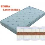 Матрас детский SIMBA Latex Kokos (СИМБА Латекс Кокос) - Детский матрас SIMBA Latex Kokos (СИМБА Латекс Кокос) со съемным чехлом беспружинный, экологически чистый, гипоаллергенный. Матрас средней жесткости благодаря натуральному латексу и кокосовой коры. Чехол из 100% хлопка, легко снимается и стирается.
