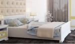 Кровать Клео Гербор (GERBOR) - Кровать Клео Гербор (GERBOR) создана в современном классическом стиле. Пропорциональные, гармоничные линии кровати создают ощущение законченной композиции, а белый цвет придаёт уют и свежесть интерьеру.