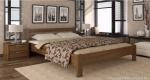 Кровать Рената - Кровать Рената - изысканная простота с идеальным сочетанием форм и пропорций. Надежность конструкции и легкость линий, исполнение во всей нашей цветовой гамме, позволит подобрать её к любому интерьеру.